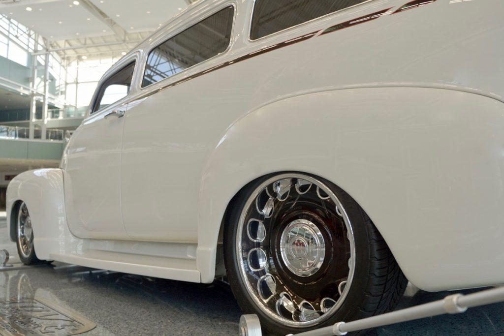 Love Kustoms 1950 Chevy Suburban NSRA Street Rod Nationals (51)