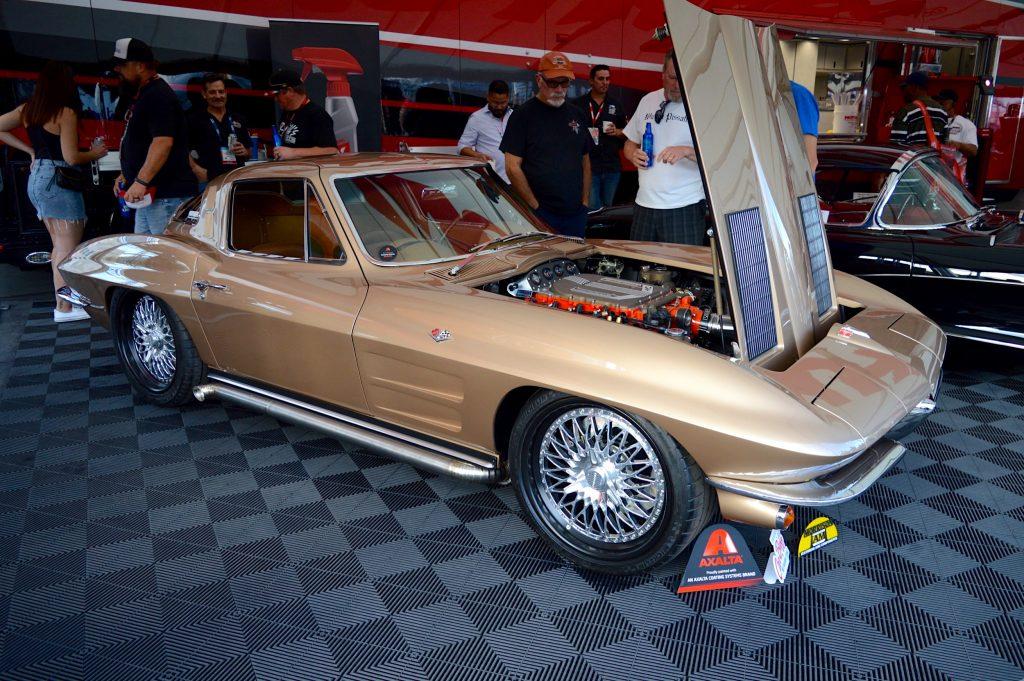 Kyle Kuhnhausen's 1964 Corvette