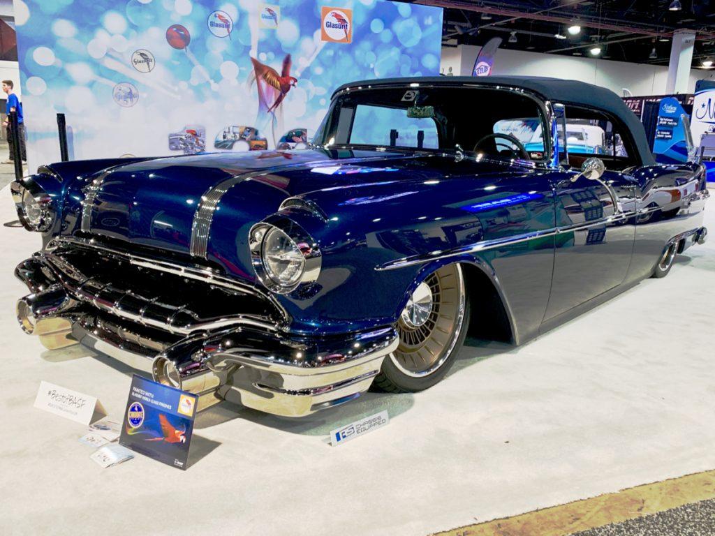 Tim Kilkeary 1956 Pontiac Star Chief Convertible
