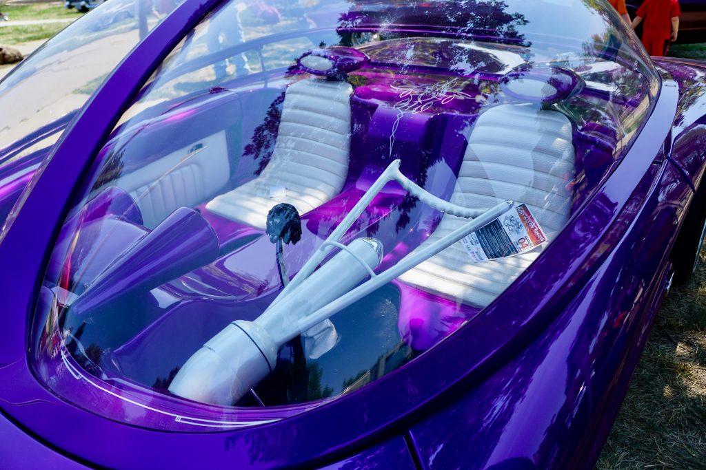 Gary Meyers' Vampyre Bubbletop KKOA Leadsled Spectacular