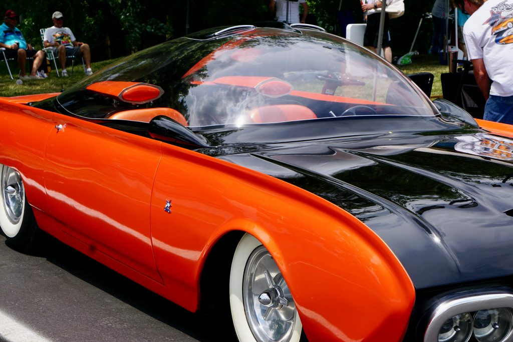 Starbird 2000 Custom Car Revival 2018 CCR Bubbletop(3)