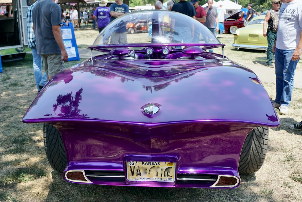 Gary Meyers' Vampyre Bubbletop KKOA Leadsle Spectacular (1)