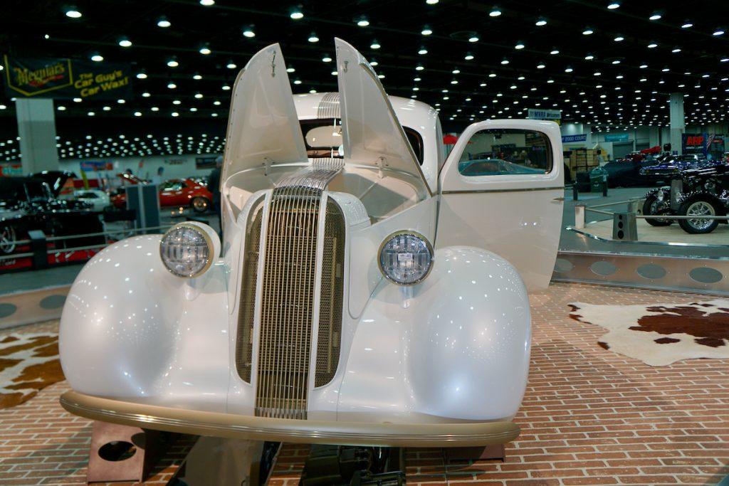 1936 Pontiac Sedan Pindian Legens Hot Rod Shop