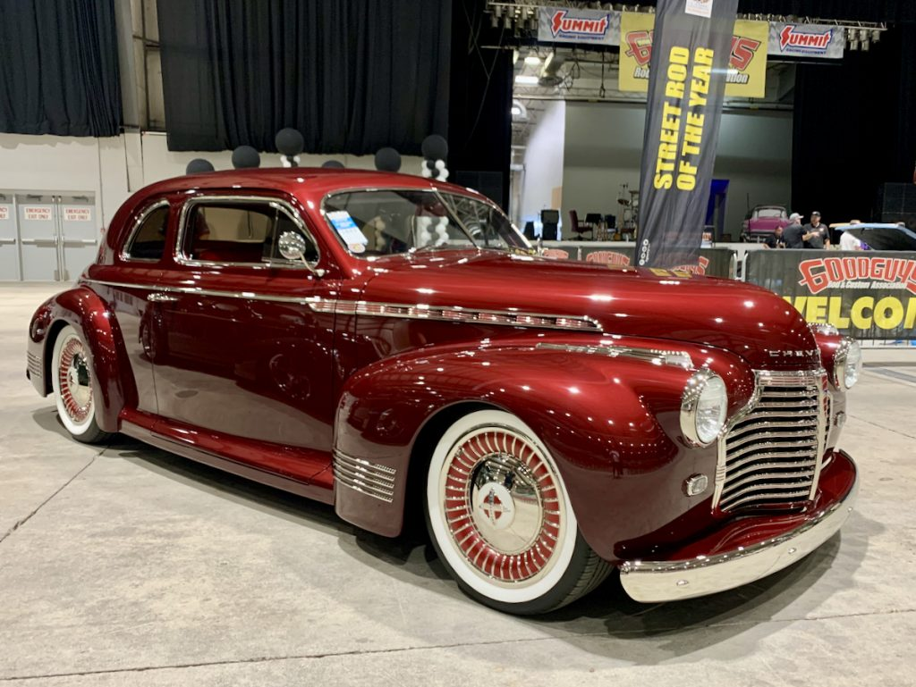 Street Rod of the Year Rad Rides by Troy 1941 Chevy