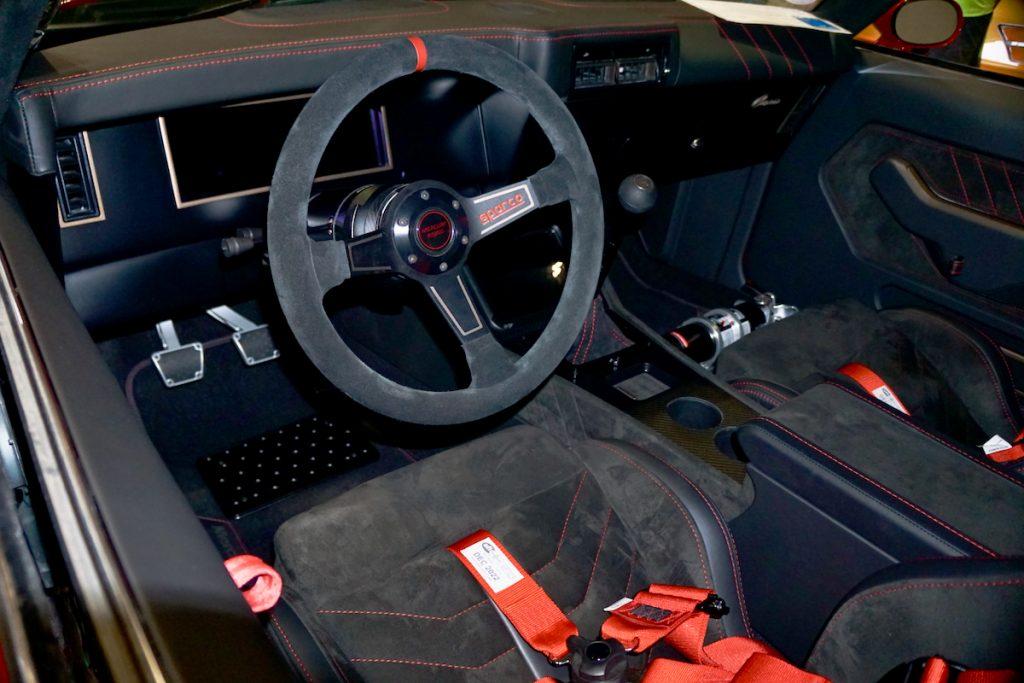 2021 Street Machine of the Year 1969 Camaro Mercury Rising MHSR