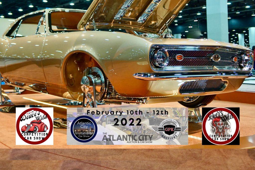 Deuce's Wild Atlantic City Invitational