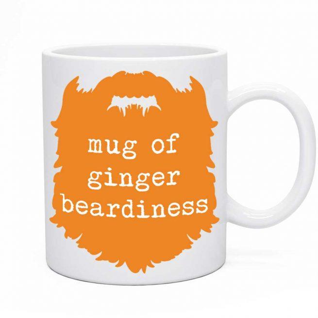 Ginger Beard Mug