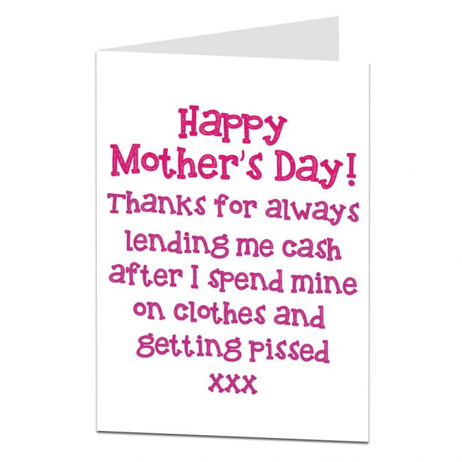 Mother's Day Funny