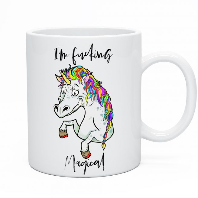 Fucking Magical Unicorn Mug