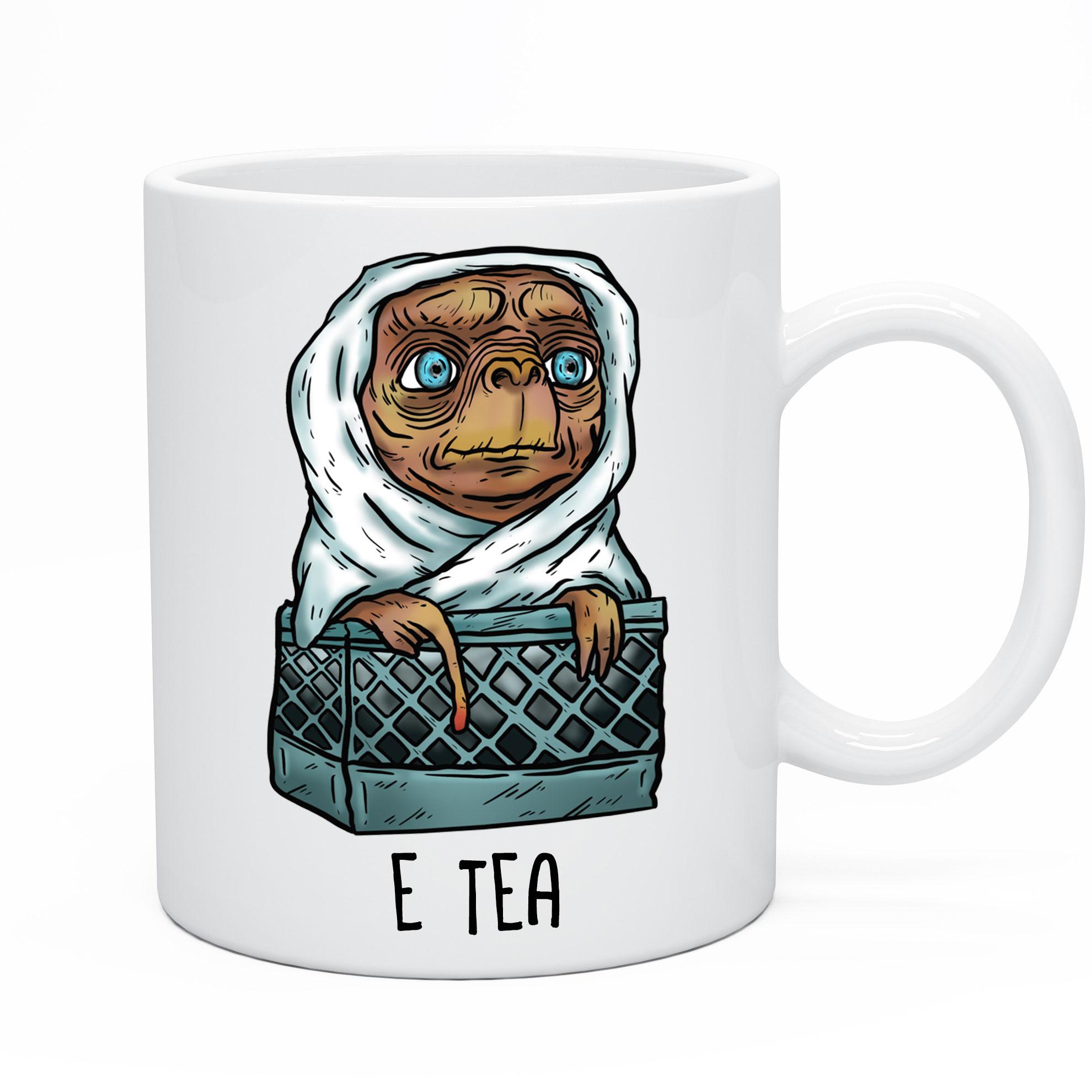 E Tea Mug