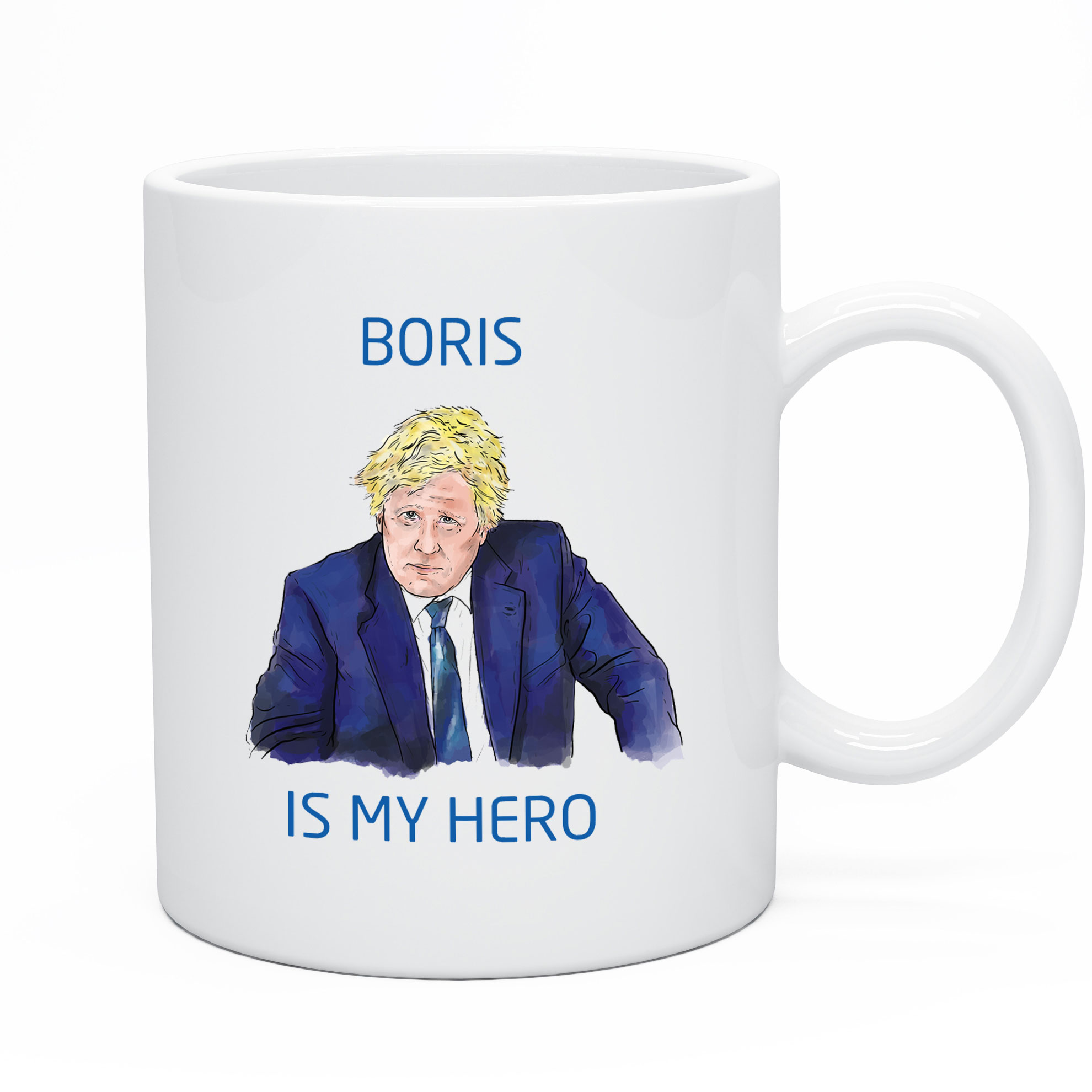Boris Johnson Mug