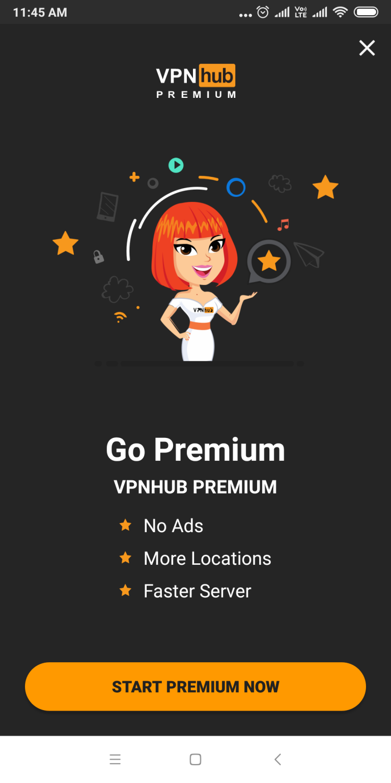 the real price fro pornhub vpn: Ads, limited speed and servers