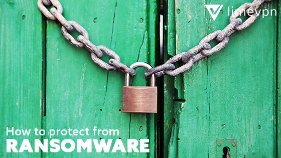 protect from ransomware