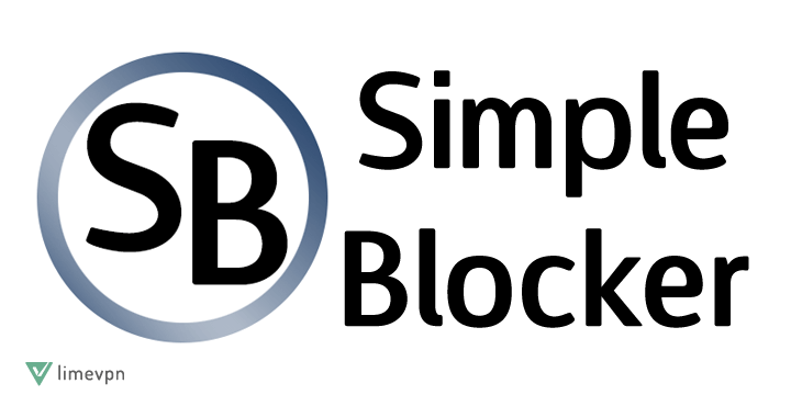 Simple Blocker - chrome privacy extension, blocks websites that consume your time.