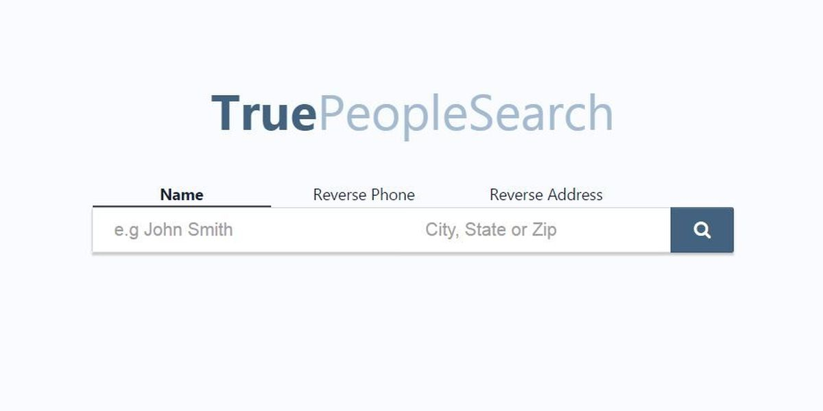 truepeoplesearch knows everything about you