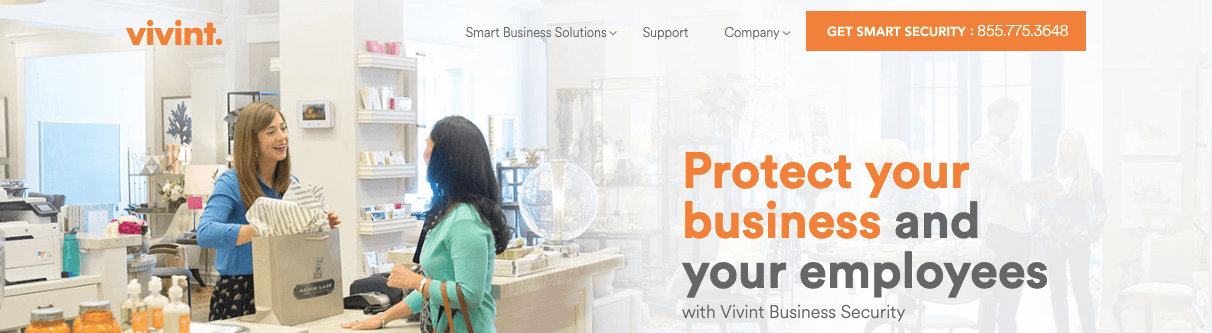 Vivint Business Security Systems