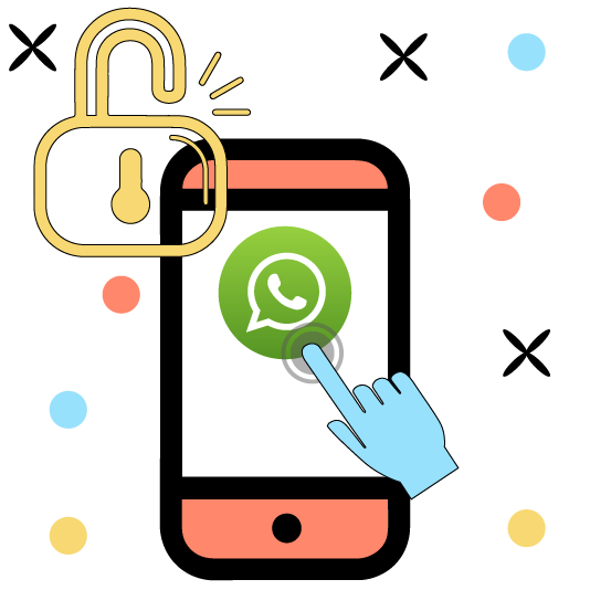 Unblock WhatsApp and other chat apps