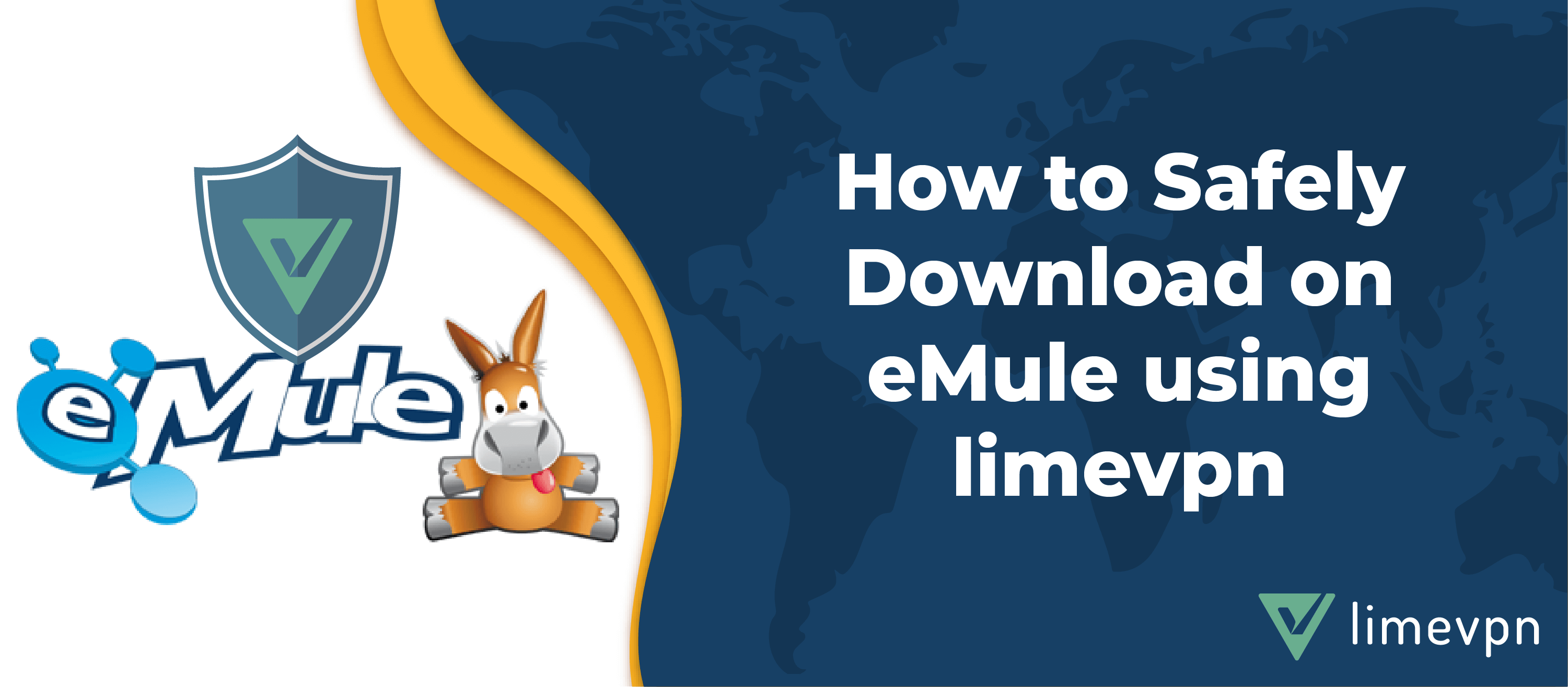 download emule safely with vpn