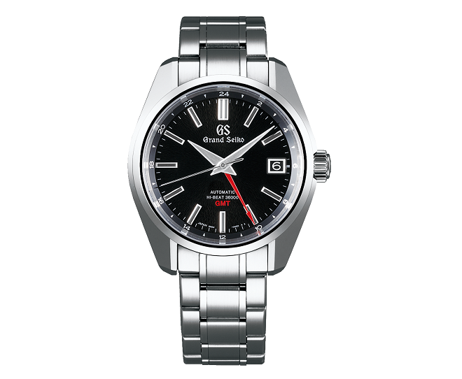 Grand Seiko High Beat GMT Heritage Collection Gents Watch SBGJ203_0