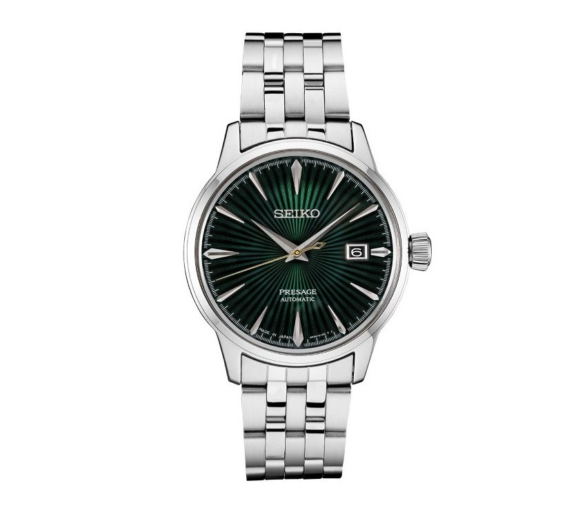 Seiko Presage Gents Watch SRPE15J_0