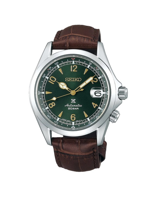 Seiko Prospex Alpinist Gents Watch SPB121J_0
