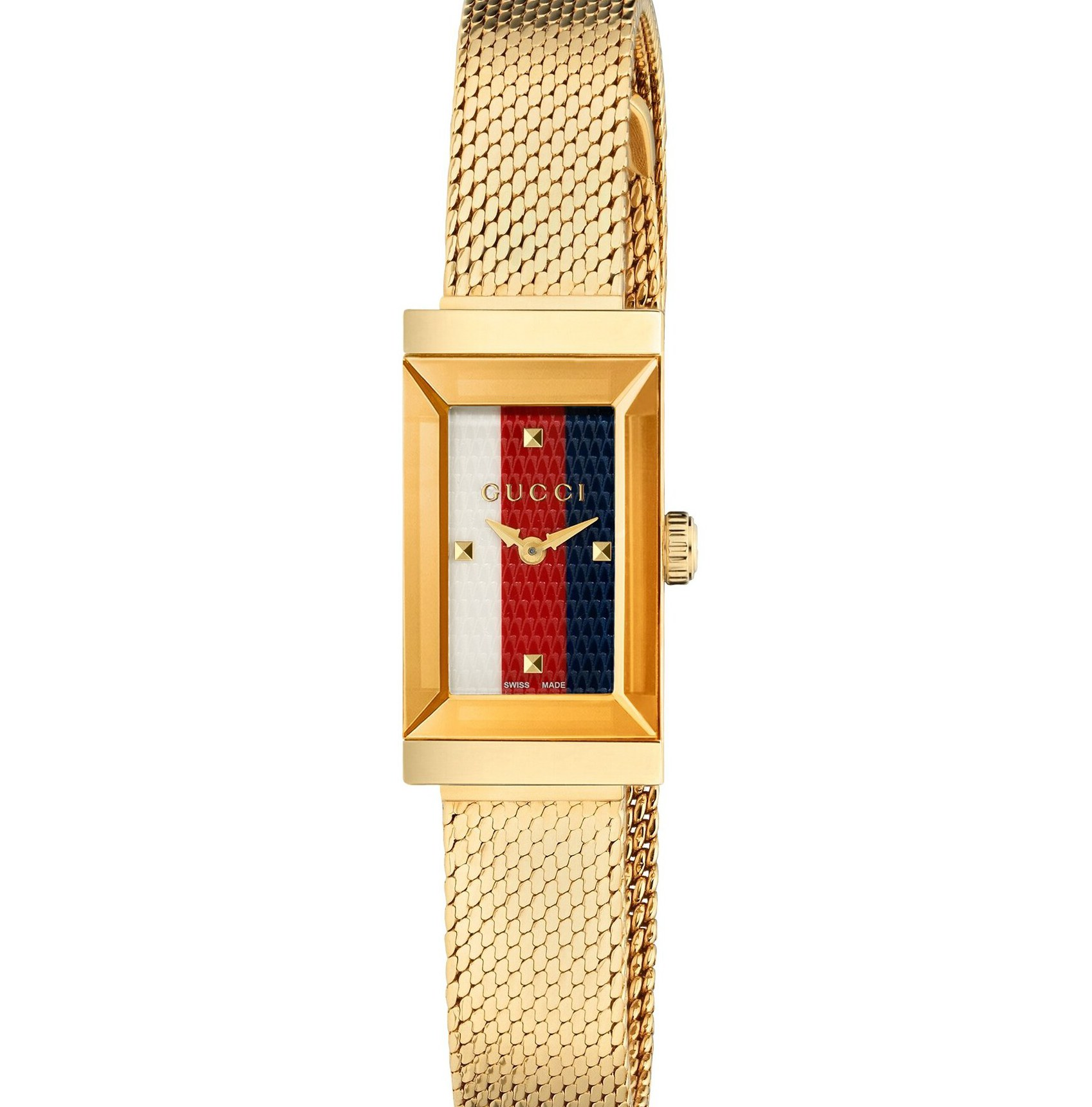 Gucci G-Frame Ladies Watch Ya147511_0