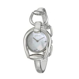 Gucci Horsebit Ladies Watch YA139506_0