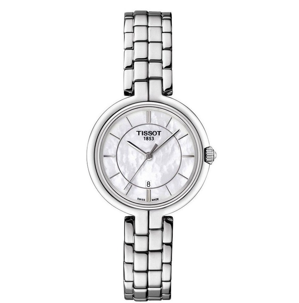 Tissot Flamingo Ladies Watch T0942101111100_0