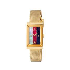 Gucci G-Frame Ladies Watch YA147410_0