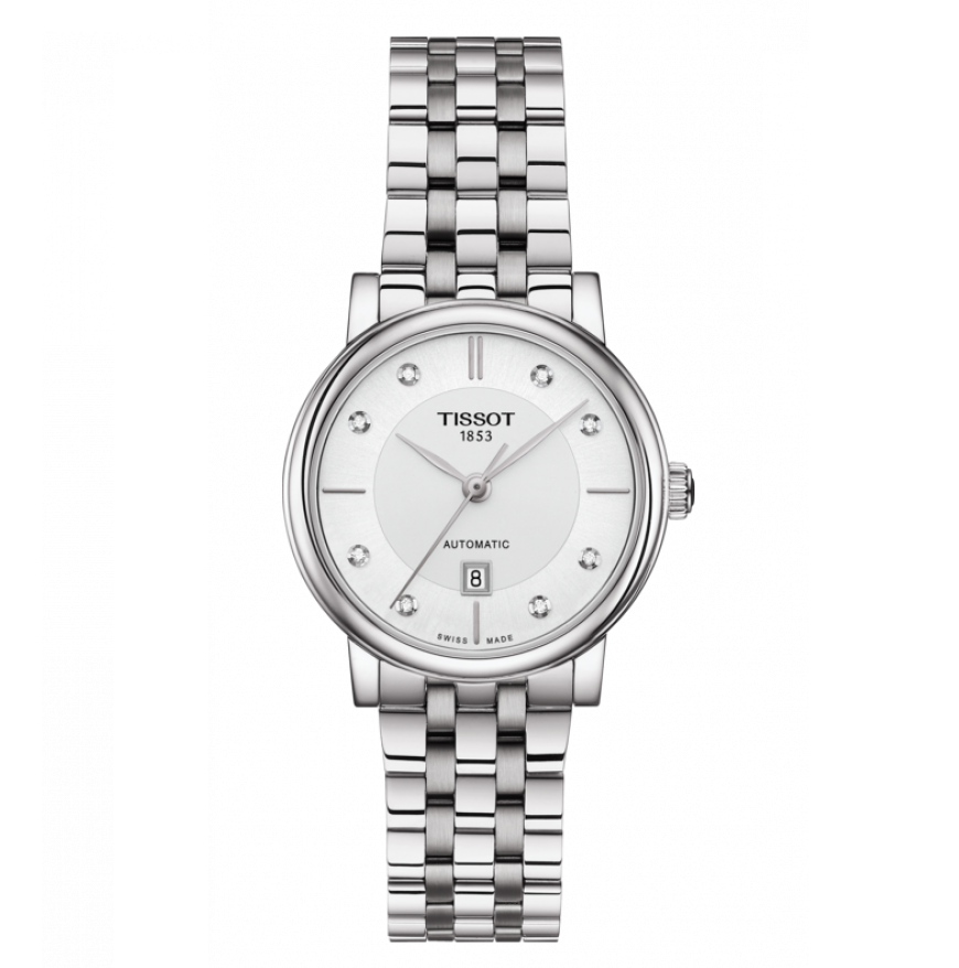 Tissot Carson Premium Ladies Watch T1222071103600_0