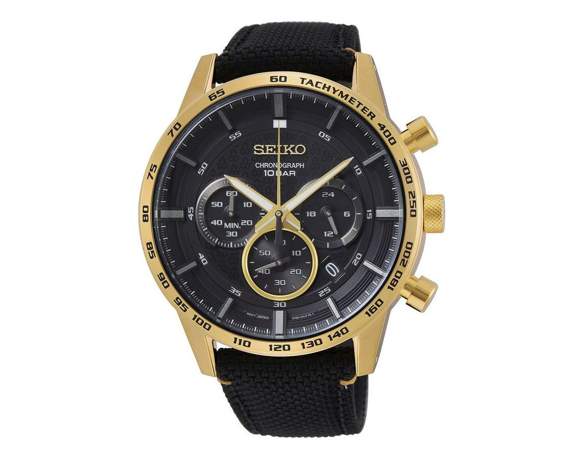 Seiko 50th Anniversary Special Edition Gents Watch SSB364P_0