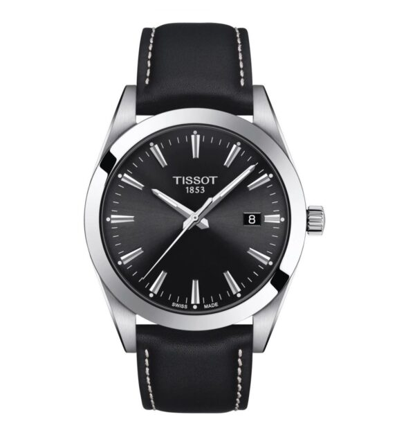 Tissot Gentleman Gents Watch T1274101605100_0