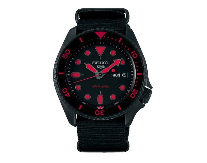 Seiko 5 Sports Gents Watch SRPD83K_0