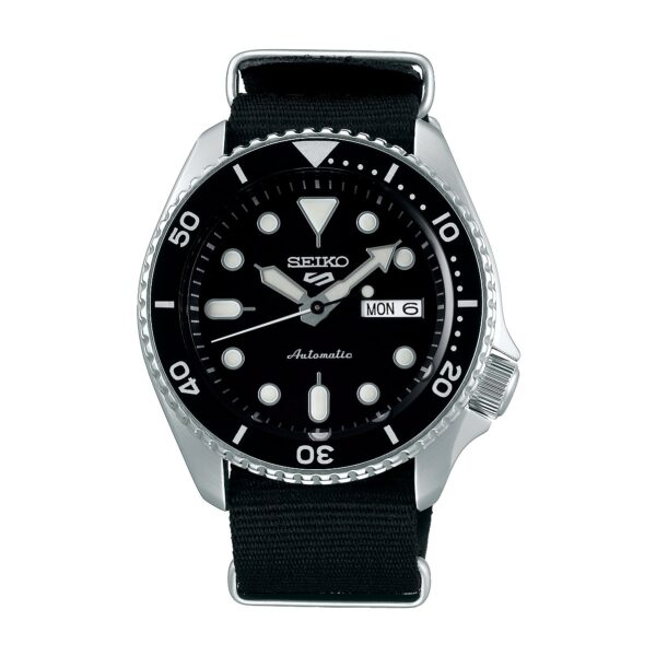 Seiko 5 Sports Gents Watch SRPD55K-3_0
