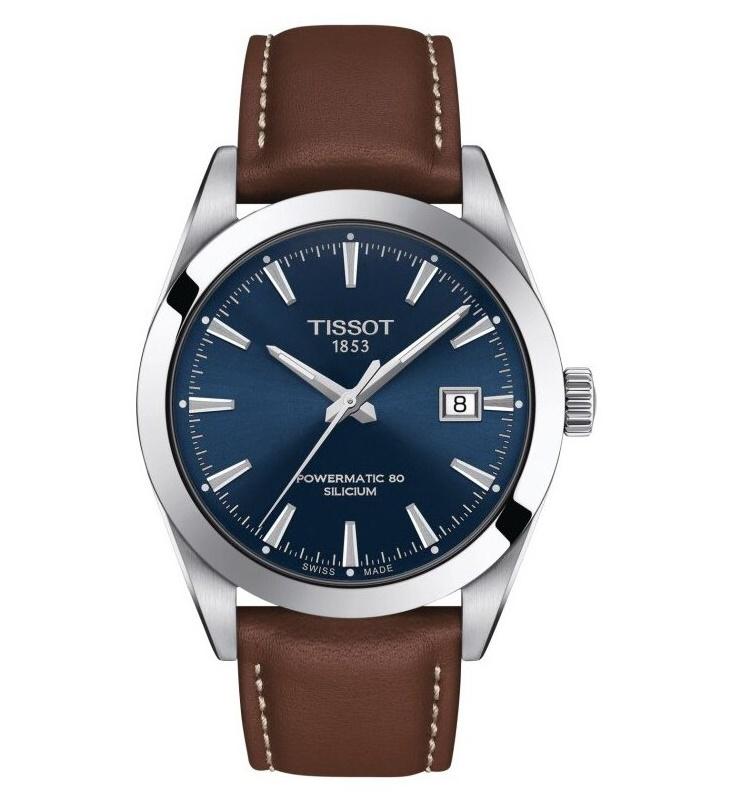 Tissot Gentleman Gents Watch T1274071604100_0
