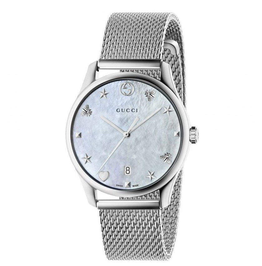 Gucci G-Timeless Ladies Watch YA1264040_0