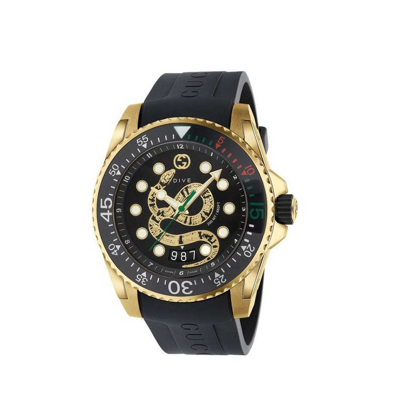 Gucci Dive Gents Watch Ya136219_0