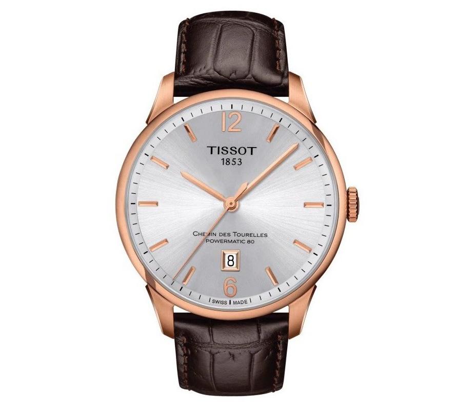 Tissot Chemin Des Tourelles Gents Watch T0994073603700_0