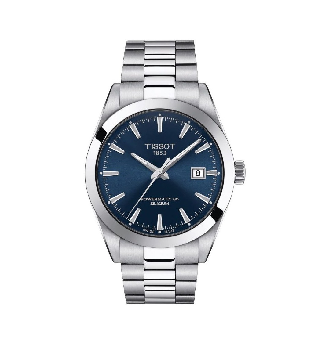 Tissot Gentleman Powermatic 80 Silicium T1274071104100_0