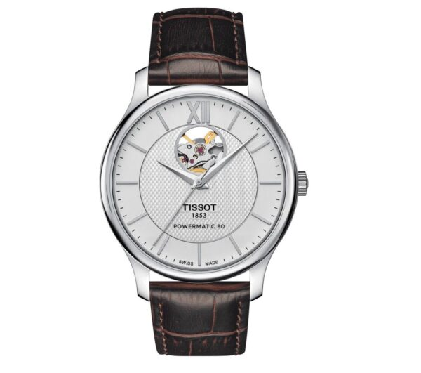 Tissot Tradition Gents Watch T0639071603800_0