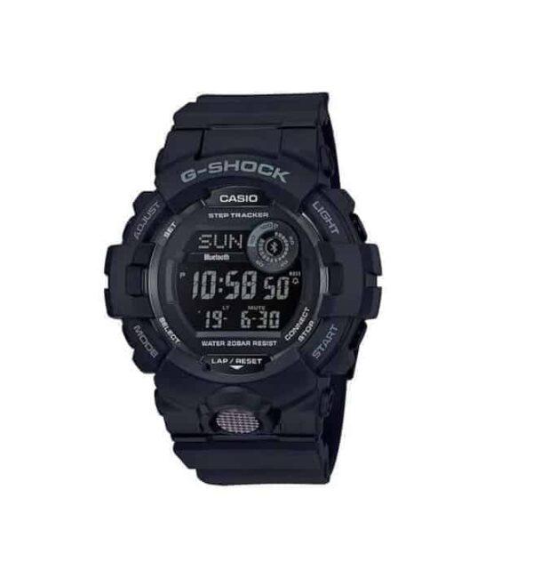 G-Shock G-Squad GBD800-1BDR Black Resin Mens Watch_0
