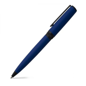 Hugo Boss Ballpoint Pen Gear Matrix Blue_0