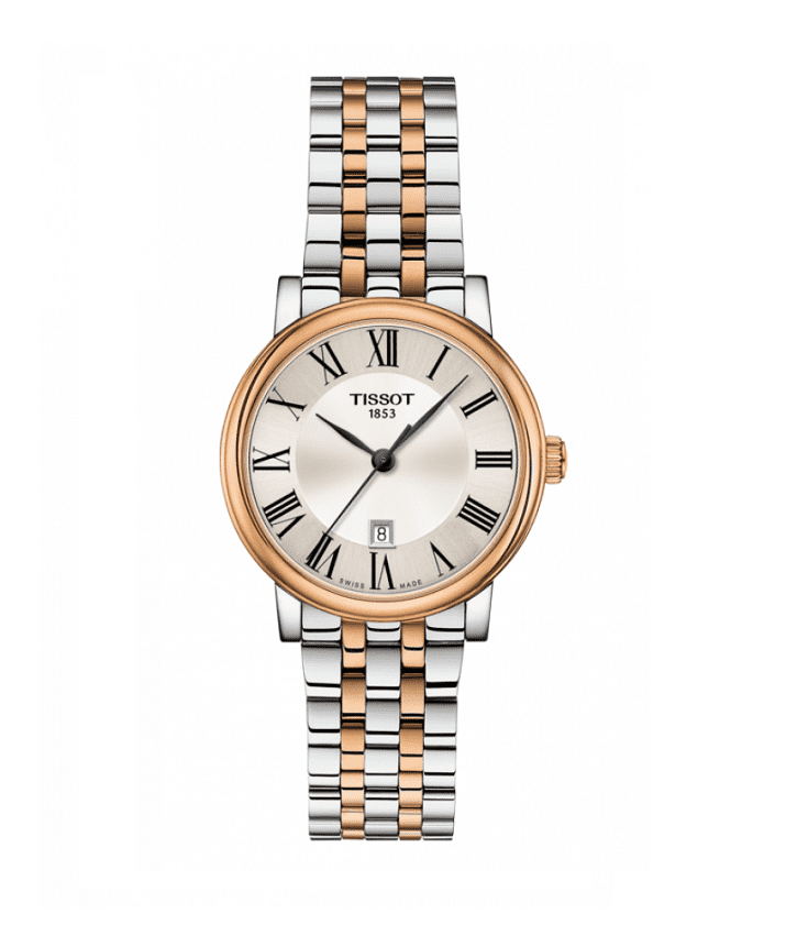 Tissot Carson Premium Ladies Watch T1222102203301_0