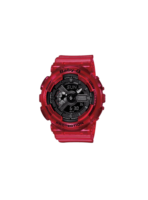 G Shock Unisex Watch Ba110cr-4A_0