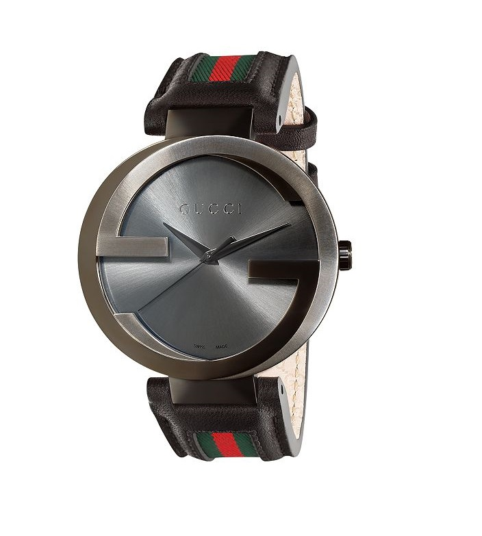 Gucci Interlocking XL Unisex Watch YA133206_0