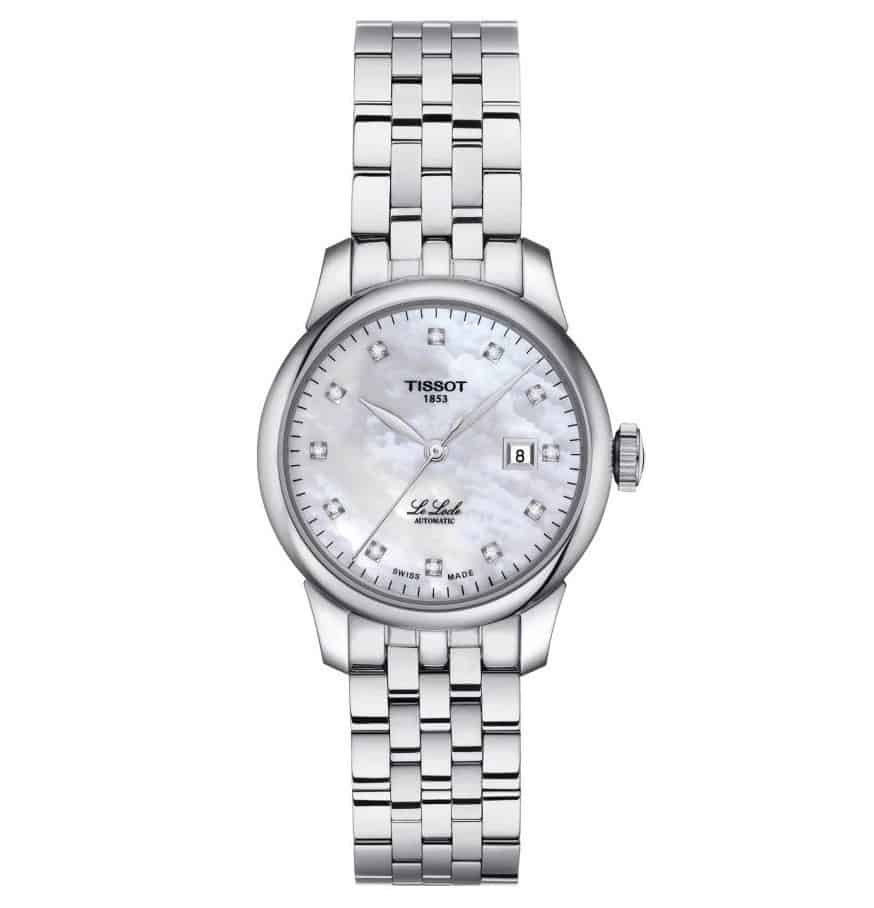 Tissot Le Locle Ladies Watch T0062071111600_0