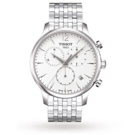 Tissot Tradition Gents Watch T0636171103700_0