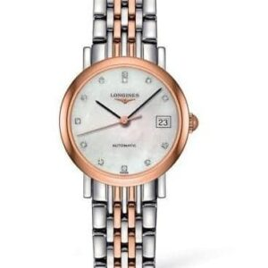 The Longines Elegant Collection_0