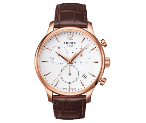 Tissot Tradition Gents Watch T0636173603700_0