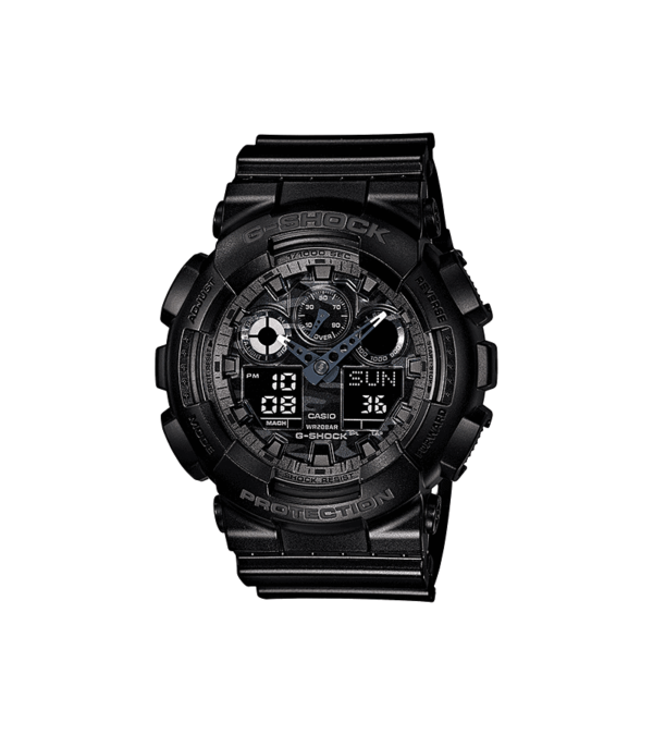 G Shock Gents Watch Ga100cf-1A_0
